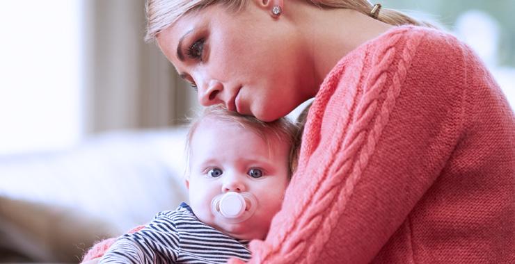 signs and symptoms of postpartum depression